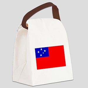Samoablank Canvas Lunch Bag