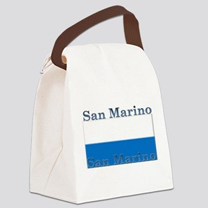 SanMarino Canvas Lunch Bag