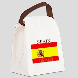 Spainblack Canvas Lunch Bag