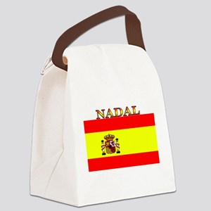 Nadal Canvas Lunch Bag
