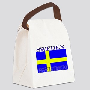 Swedenblack Canvas Lunch Bag