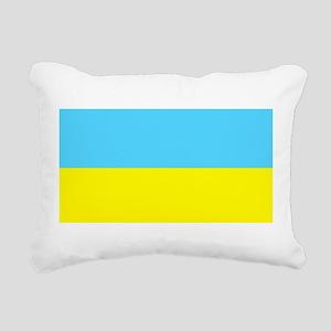 Ukraineblank Rectangular Canvas Pillow