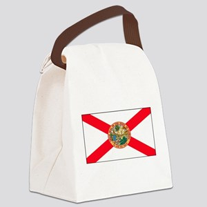 Floridablank Canvas Lunch Bag