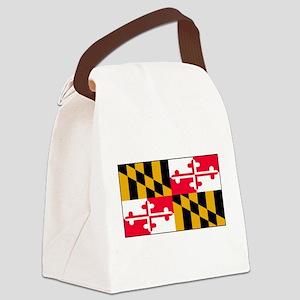Marylandblank Canvas Lunch Bag