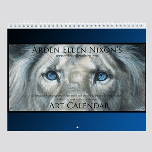 Big Cats Only Wall Calendar