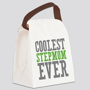 Coolest Stepmom Canvas Lunch Bag