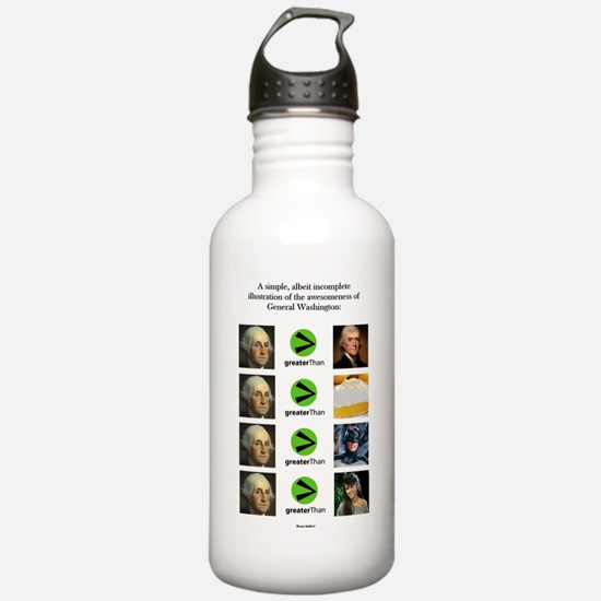 Awesome Matrix #1 Water Bottle
