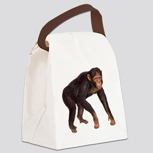 3-Chimpanzee1 Canvas Lunch Bag