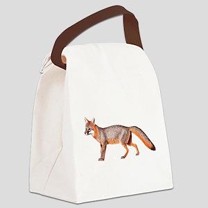GrayFox Canvas Lunch Bag