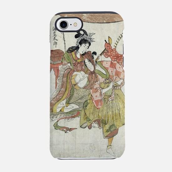 Urashimataro - Utamaro Kitagawa - 1804 iPhone 7 To