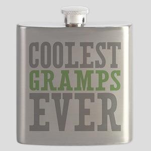 Coolest Gramps Flask