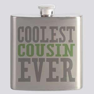 Coolest Cousin Flask