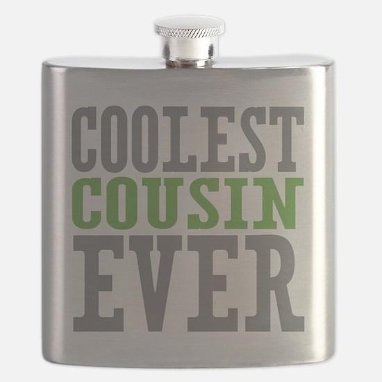 Coolest Cousin Flask