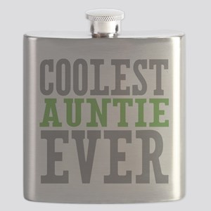 Coolest Auntie Flask
