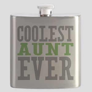 Coolest Aunt Flask