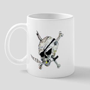 Original Skull Pirate design Mug