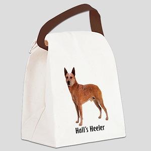 HallsHeeler Canvas Lunch Bag