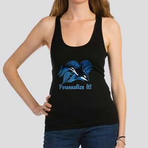 PERSONALIZED Ocean Orca Tank Top