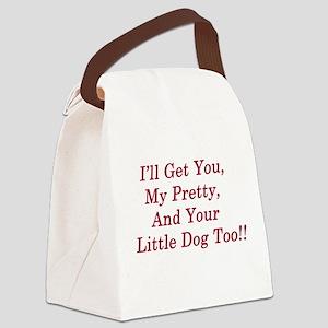 Oz Canvas Lunch Bag