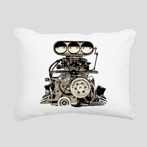 blower11 Rectangular Canvas Pillow