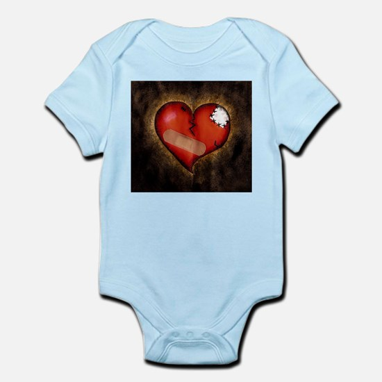 broken Infant Bodysuit