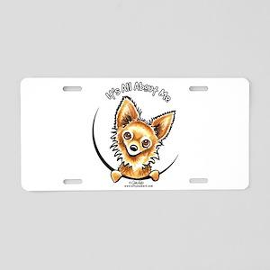 LH Chihuahua IAAM Aluminum License Plate