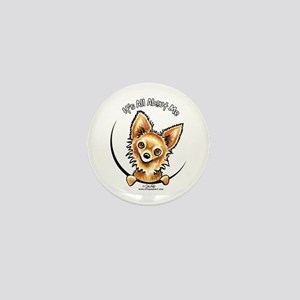 LH Chihuahua IAAM Mini Button