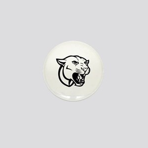 Cougar bait Mini Button