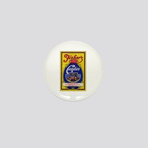 Fishers Candies Mini Button