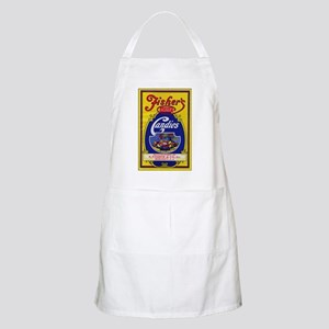 Fishers Candies Apron