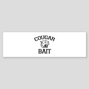Cougar Bait Sticker (Bumper)