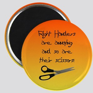 Right Handers Are Annoying Magnet