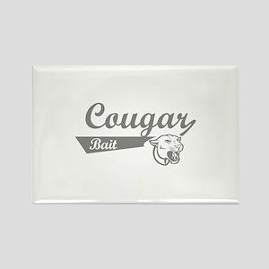 Cougar Bait Rectangle Magnet