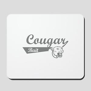 Cougar Bait Mousepad