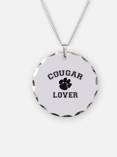 Cougar lover Necklace