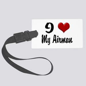 airmanheart Large Luggage Tag