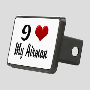 airmanheart Rectangular Hitch Cover