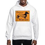 Happy Hollow Wiener Hooded Sweatshirt