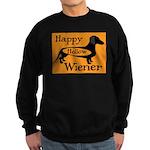 Happy Hollow Wiener Sweatshirt (dark)