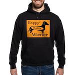Happy Hollow Wiener Hoodie (dark)