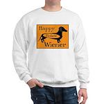 Happy Hollow Wiener Sweatshirt