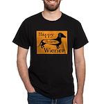 Happy Hollow Wiener Dark T-Shirt