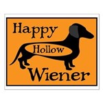 Happy Hollow Wiener Small Poster