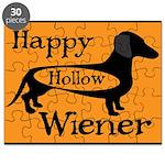Happy Hollow Wiener Puzzle