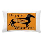 Happy Hollow Wiener Pillow Case