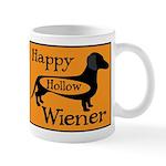 Happy Hollow Wiener Mug