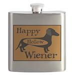 Happy Hollow Wiener Flask
