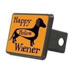 Happy Hollow Wiener Rectangular Hitch Cover