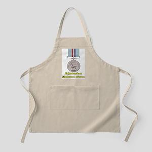 Rhodesian Defence Medal Apron