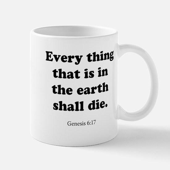 Genesis 6:17 Mug